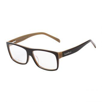 Óculos Paul Ryan Preto e Bege