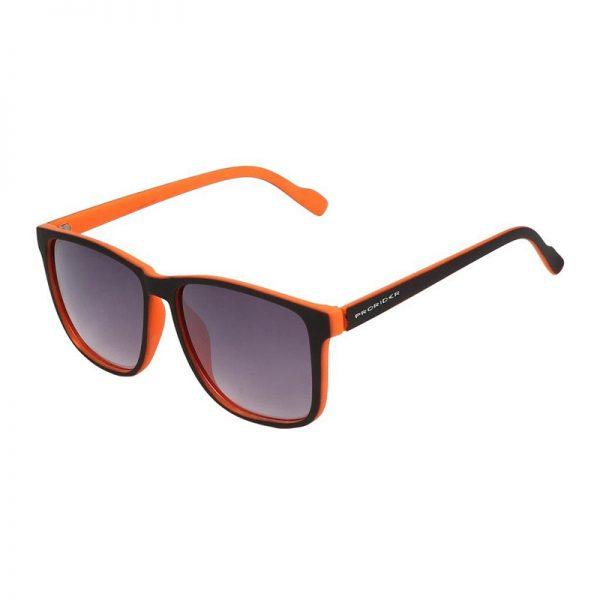 Óculos Solar Prorider Preto e Laranja
