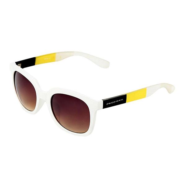 Óculos Solar Prorider Branco Listras