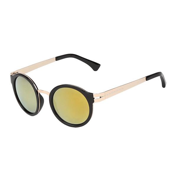 Óculos Solar Prorider Preto Dourado