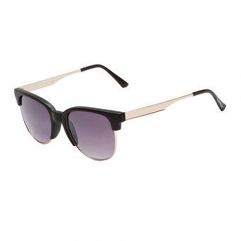 Óculos Solar Paul Ryan Preto e Dourado