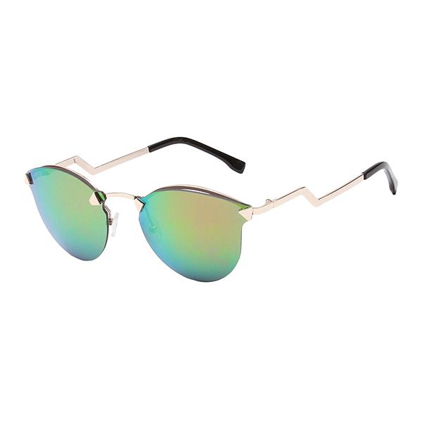 Óculos Solar Paul Ryan Dourado