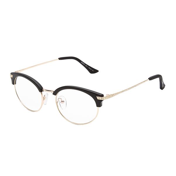 Óculos Paul Ryan Preto e Dourado