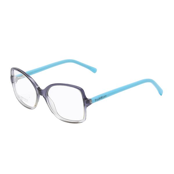 Óculos Paul Ryan AXG1300061 Roxo, Degradê Azul