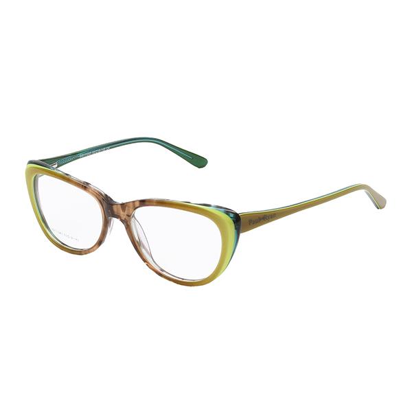 Óculos Paul Ryan Verde, Amarelo e Marrom