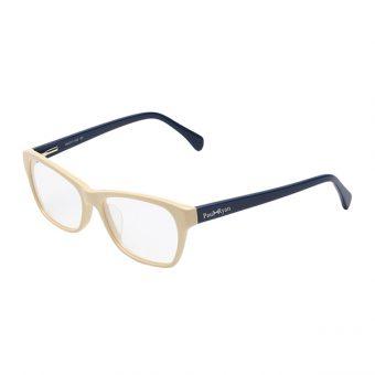 Óculos Paul Ryan Bege Azul