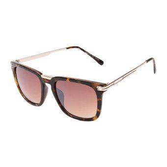 Óculos Solar Paul Ryan Tartaruga Dourado