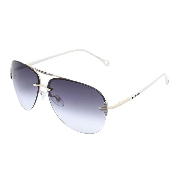 Óculos Solar Evasolo 949 Preto Dourado