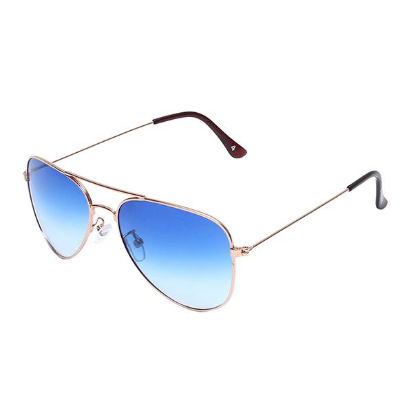Óculos Solar Evasolo Dourado