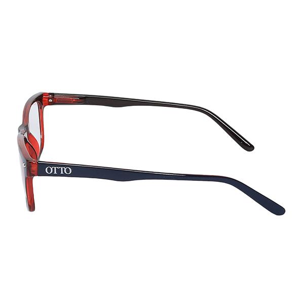 Óculos Otto Azul Vermelho