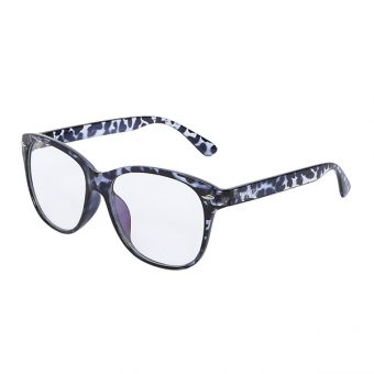 Óculos Otto Animal Print Azul