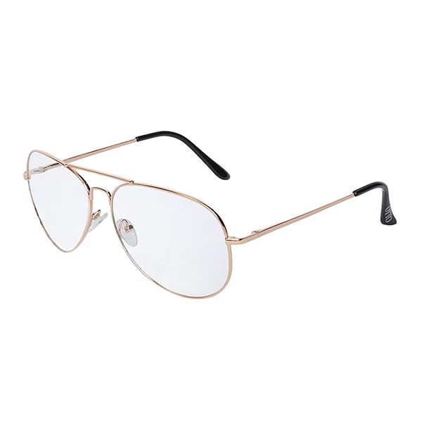 Óculos Otto Dourado