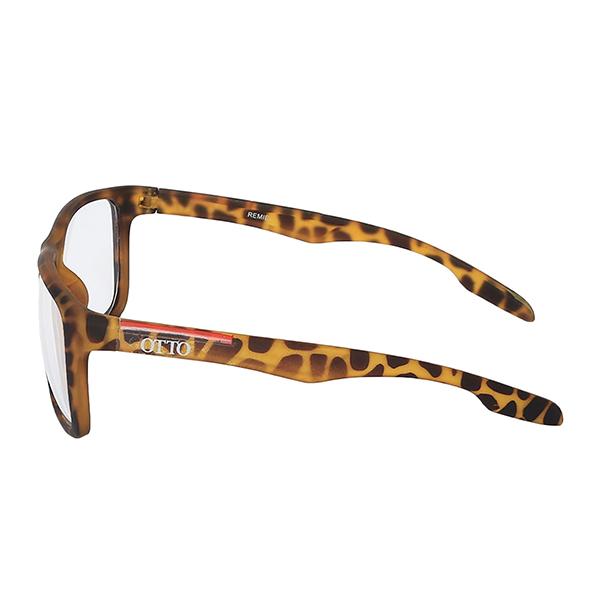 Óculos Otto Tartaruga Vermelho