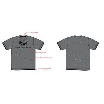 Camiseta Modelo Flog