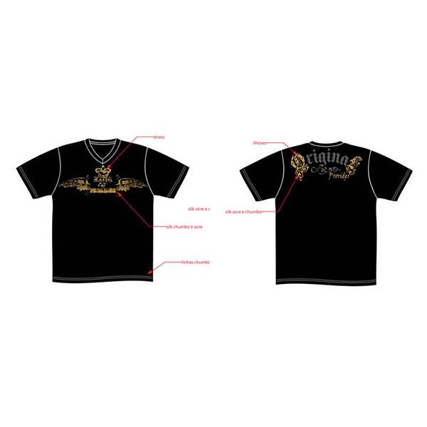 Camiseta Modelo King Rider