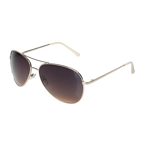 Óculos Solar Dawoo Dourado
