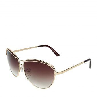 Óculos Solar Titânia Dourado B32041C1