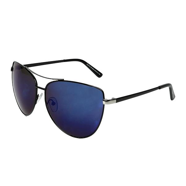 Óculos Solar Dawoo Preto e Prata