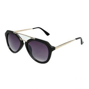 Óculos Solar Conbelive Preto Dourado