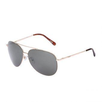 Óculos Solar Dawoo Dourado LM118