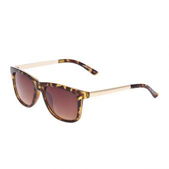 Óculos Solar Dawoo Tartaruga Dourado