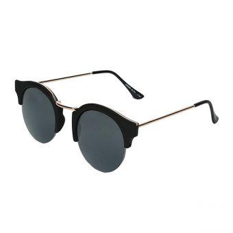 Óculos Solar Dawoo Preto e Dourado OM5060C2