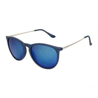 Óculos Solar Conbelive Azul Dourado