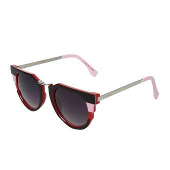 Óculos Solar Conbelive Preto Vermelho