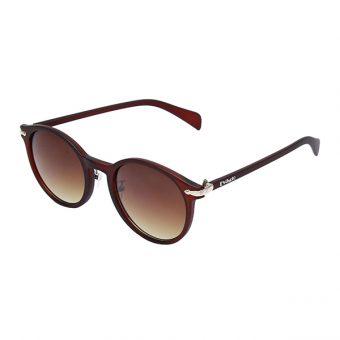 Óculos Solar JAM C Marrom Translucido Dourado