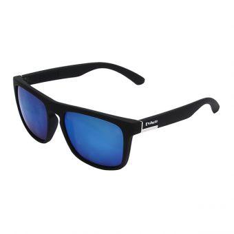 Óculos Preto com Lente Azul